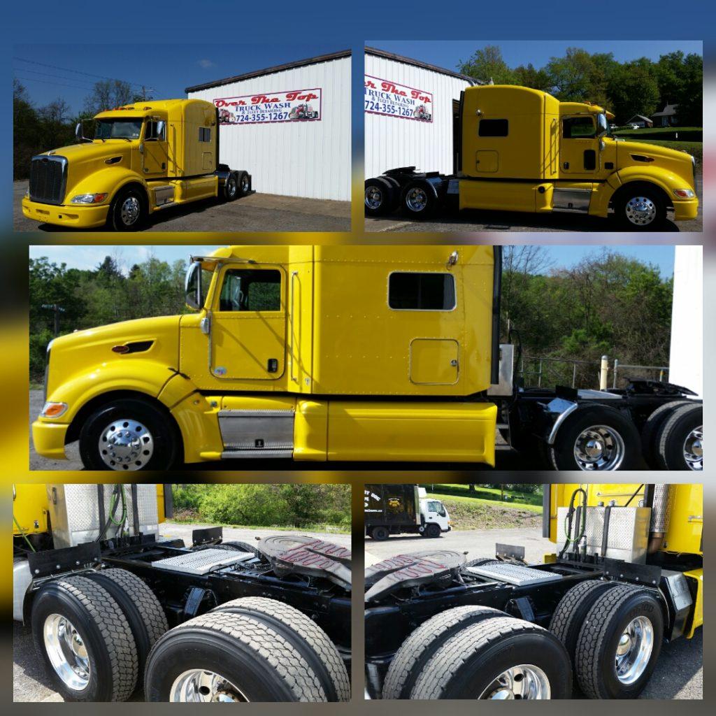 gallery over the top truck wash fleet detailing. Black Bedroom Furniture Sets. Home Design Ideas